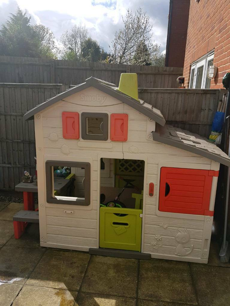 Smoby Playhouse Wendy House Sold In Cromer Norfolk