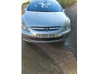 Peugeot, 307, Hatchback, 2005, Manual, 1997 (cc), 5 doors