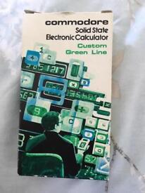 Commodore calculator