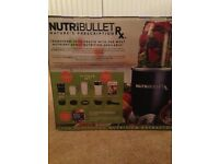 BRAND NEW STILL BOXED NUTRIBULLET RX
