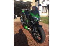 Kawasaki Z800 2014 806cc 2500miles ( Triumph Honda Yamaha Suzuki )