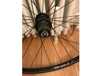 Road bike wheels PR2 700x25. Mint condition two sets available