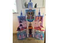Disney frozen castle