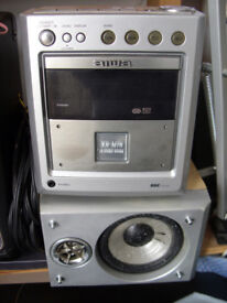 Aiwa XR-M78 CD radio player