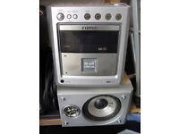 Aiwa XR-M78 CD radio player