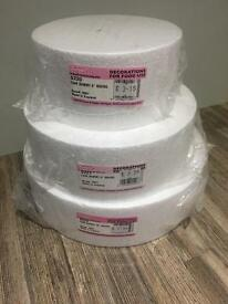 Cake dummy's