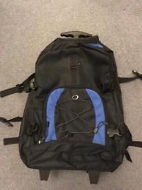 Backpack/Wheel case - new - £10