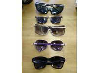 26 PAIRS OF ASSORTED SUNGLASSES - SOLD AS WHOLESALE JOB LOT