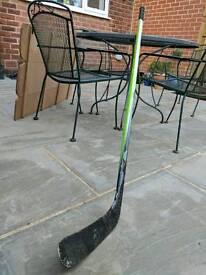 No fear ice hockey stick. Right handed