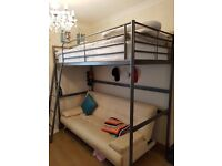 Ikea loft bed and sofa bed
