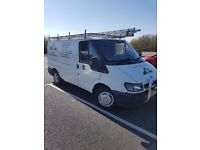 Transit T300 ready to go 12 month MOT