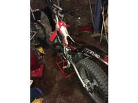 Trails bike