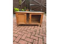 Small rabbit/guinea pig cage