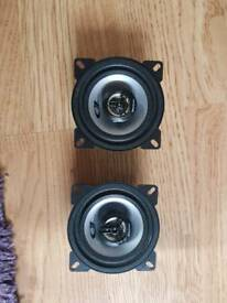 alpine sxe-1025s speakers