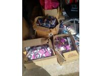 JOB LOT BRAND NEW AROUND 500 DIFERENT ELECTRICAL ACCESSORIES