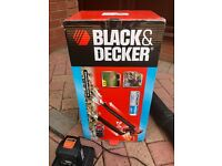 ABSOLUTELY USELESS BLACK & DECKER GWC3600L 36V GARDEN LEAF BLOWER VACUUM - don't waste your money!