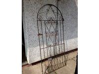 Iron gate 6ft