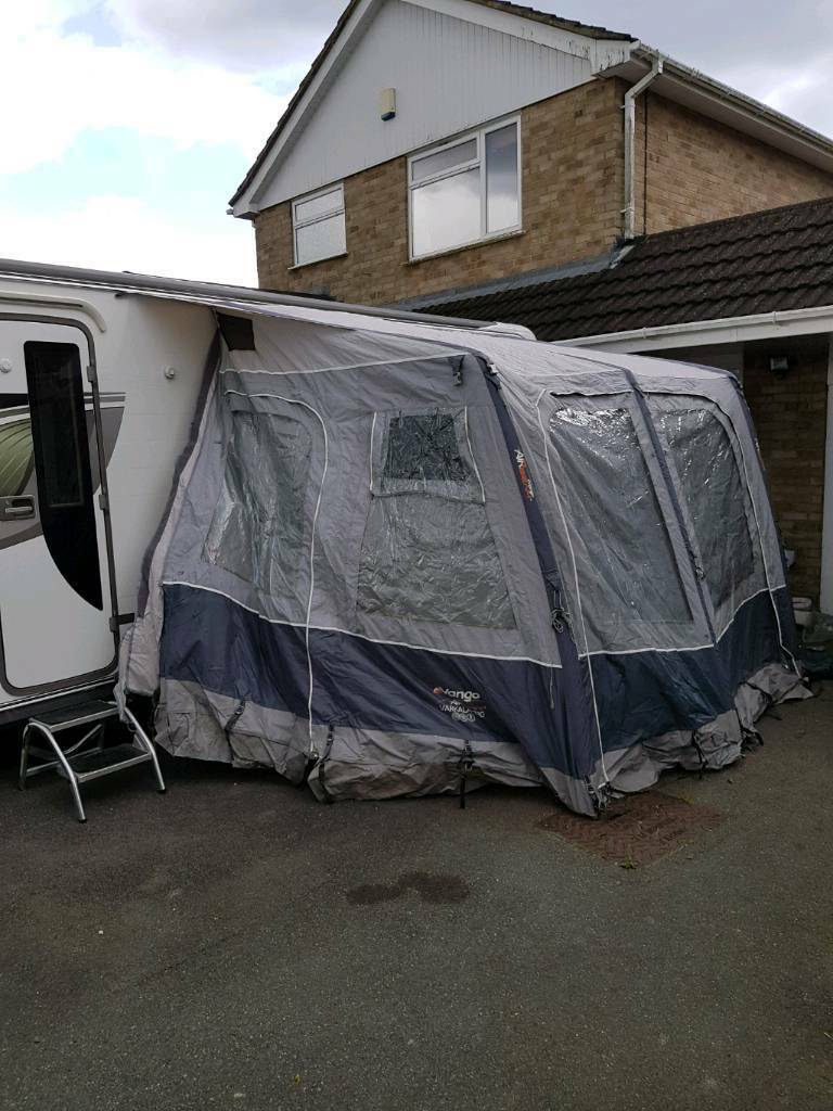 Vango vakala 280 blow up inflatable awning | in Verwood ...