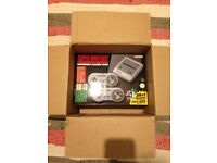 Brand New & Unopened SNES Classic Mini