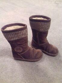 Girls Footwear Bundle size 7F (Clarks)