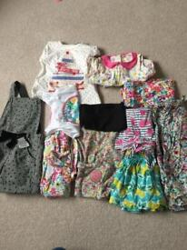 Bundle of Girls clothes 12-18m and 18-24m