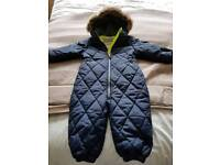 Boys Next snowsuit