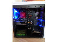 Gaming PC built with NEW parts