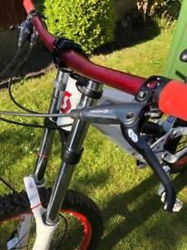 Scott voltage fr20 full suspension