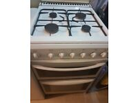 Selling a canon gas cooker, white. All fully gas no electric