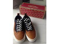 Vans shoes size UK 5