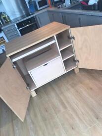 Computer Desk/Cabinet John Lewis RRP £600