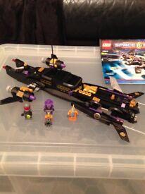 Lego rare space police set 5984 lunar limo