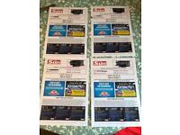 Alton towers tickets x4