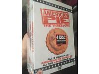 American Pie 4 film Boxset