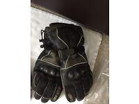 Frank Thomas Size Large Motorbike Gloves