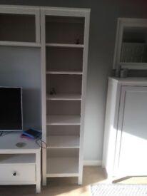 Tall narrow shelf unit
