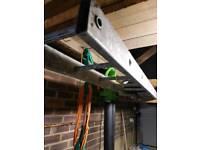 Alluminium ladder 12ft
