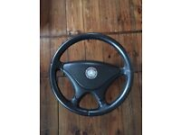 Mercedes SLK Steering Wheel