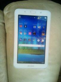 Samsung Galaxy Tab 3 Lite white SM-T113. 8GB
