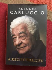 Antonio Carluccio autobiography