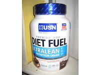 USN Ultra lean Nutrition Shake sealed 1 kg