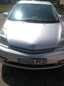 Toyota hybrid 05reg.1 year mot £2999