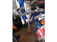 Refina megamix mm21 plaster mixer
