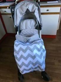 My babiie stroller
