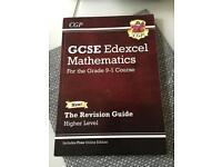 GCSE MATHS Revision Bundle - for new style GCSE
