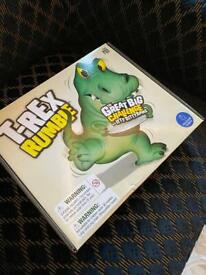 Family game t-Rex rumble