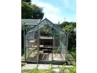 6x6 greenhouse