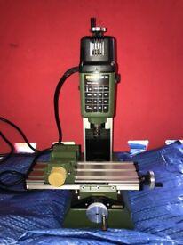 Proxon MF70 Milling machine