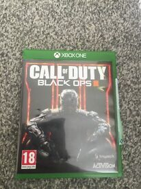 Xbox one black ops