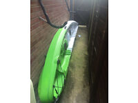 Heavy Duty Kayak Wall Rack Sit On Top Canoe Storage Accessory & Fixings